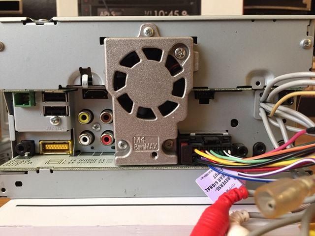 Pioneer Avic-F960BT Navigation AV System