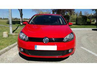 Volkswagen Golf Rojo