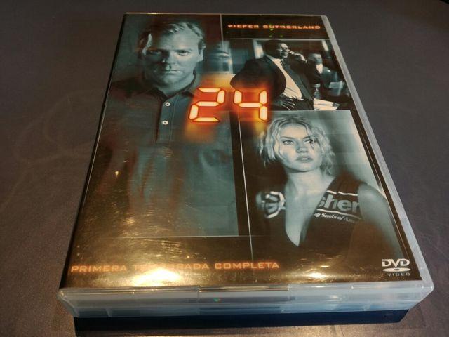 Serie 24 DVD