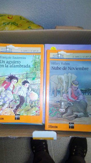 libros varco bapor