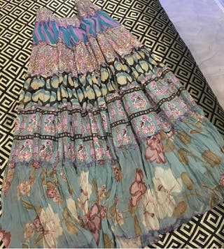 Falda larga RARE talla 40