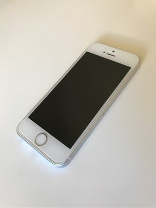 iPhone SE 16Gb Plata