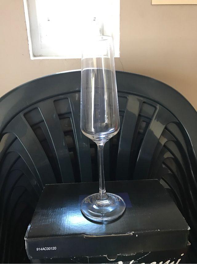 Copas champan bohemia
