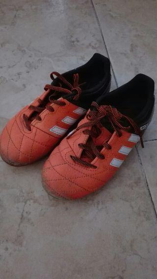 botas futbol niños