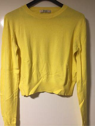 Jersey amarillo berska