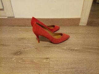 zapatos mango talla 40 nuevos