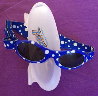Gafas sol regulables