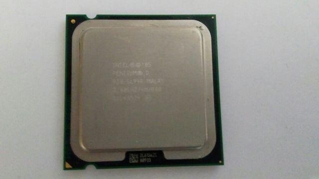 PROCESADOR INTEL Pentium D 930 SOCKET 775