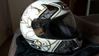 Casco moto integral HJC
