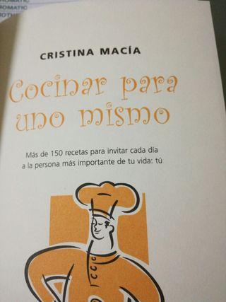 Dos libros cocina