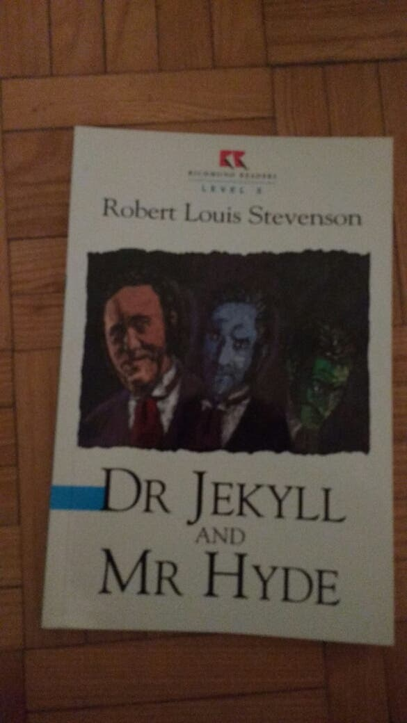 Libro Dr Jekyll and Mr Hyde