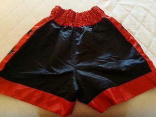 pantalón de Boxeo