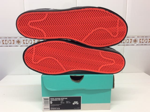 Nike SB Stefan Janoski Premium QS