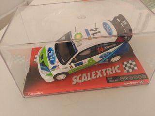ford focus scalextric