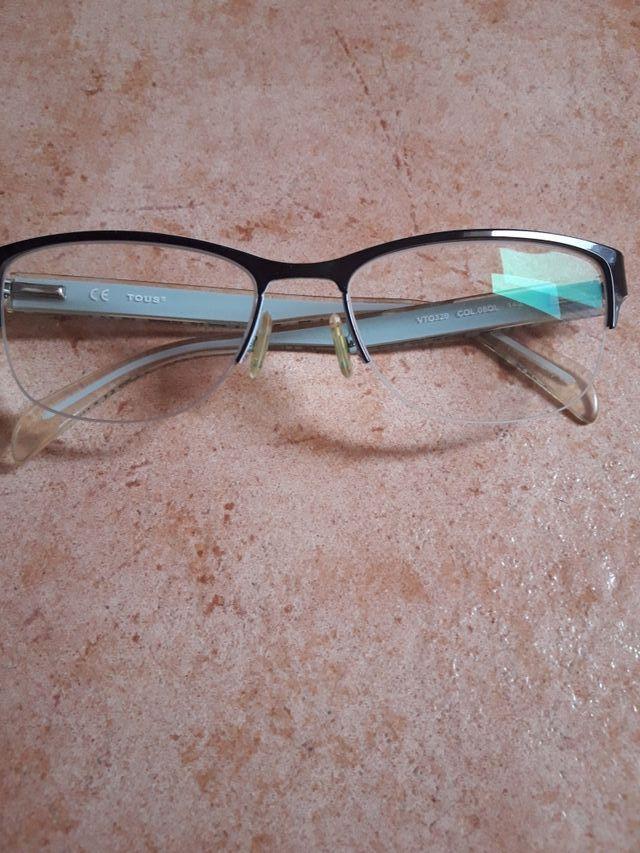Montura gafas tous