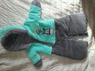 saco buzo bebe 3m OFERTA