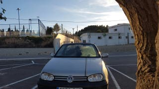 Volkswagen Golf IV 1.8 karman cabrio 90cv autom.