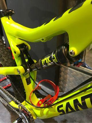 Bicicleta Santa Cruz Bronson Carbon talla M