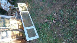 2 Ventanas aluminio crimalit