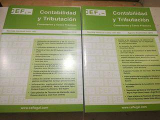 Revista Mensual CEF