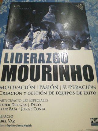 Libro Liderazgo Mourinho