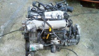 motor AGU vag Audi 1800 turbo 1.8t 150cv 1998