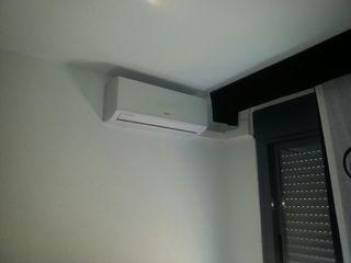 Aire Acondicionado Frio - Calor Johnson
