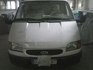 Ford Transit basculante