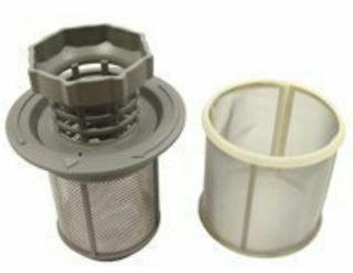 filtro y microfiltro lavavajillas