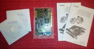 Tarjeta PCI a SCSI