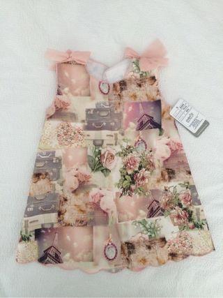 Vestidito para bebe