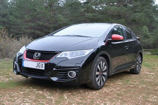 Honda Civic 1.6 i-dtec Lifestyle 2015