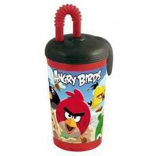 Vaso de caña Angry Birds