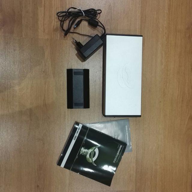 Carcasa y disco duro 2000Gb, 2Tb. USB y Red