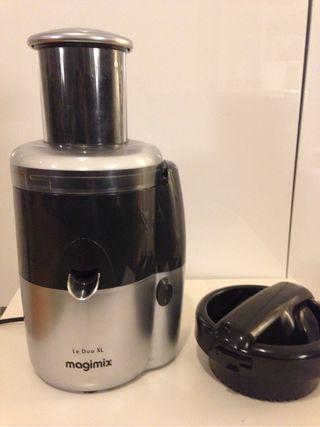 Juicer magimix Le Duo XL