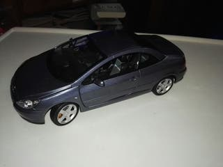 Peugeot 307 cc 1/18 solido