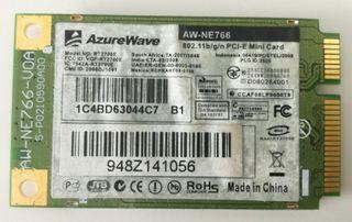 Tarjeta Wi-fi Azure rt2700e