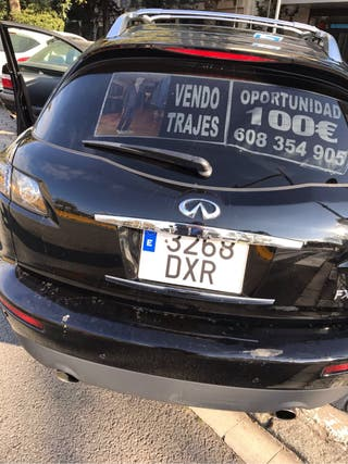 Infiniti FX50 2011 venta