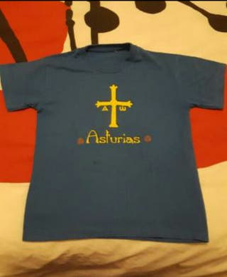 Camiseta de Asturias