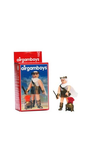 Airgamboy Julio César - Nuevo Sin abrir