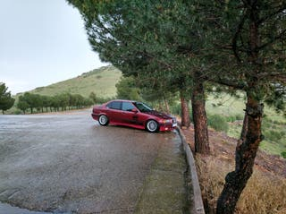 cambio llantas BMW E39