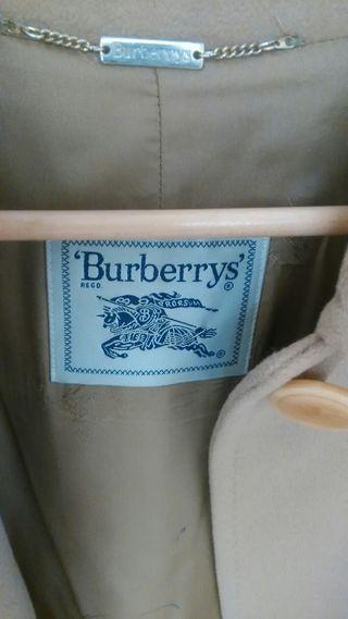 Abrigo Burberry Original