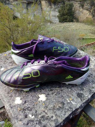 Zapatos futbol adidas 41-42