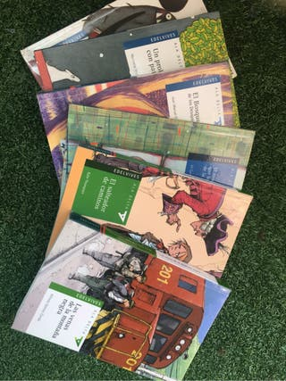 Seis libros lectura EDELVIVES
