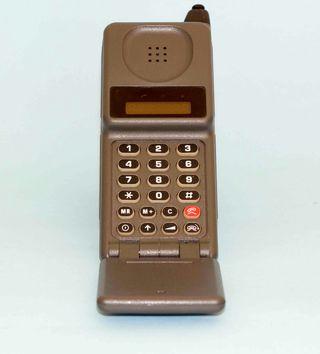 Movil antiguo Motorola coleccion