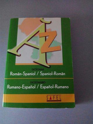 Diccionario Rumano- - Español