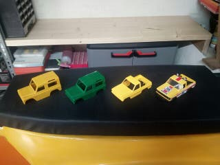 Scalextric, sts