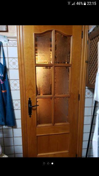 puertas de paso rusticas