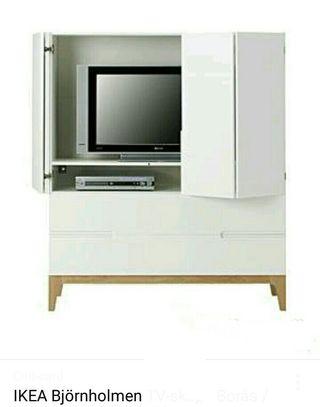 Mueble Para Televisión Plana Ikea
