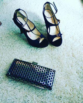 Zapatos tacon sacha london